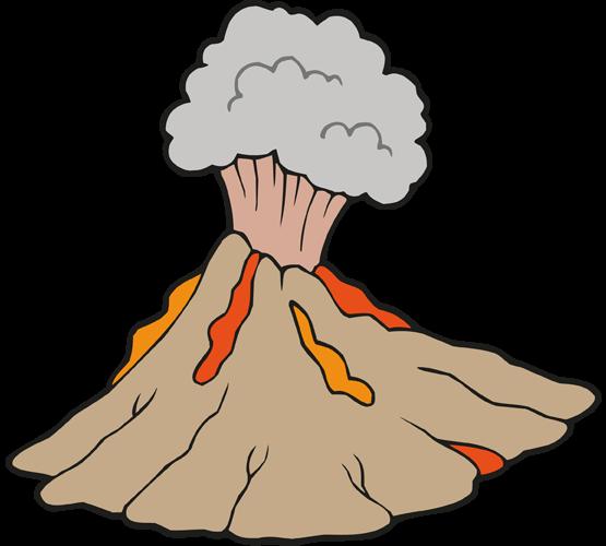 Huracanes Trogloditas Hemos Hecho Un Volcán