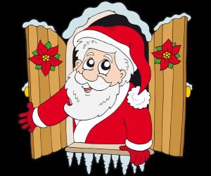 Juego De Unir Puntos De Papa Noel Para Imprimir - Papa-noel-para-imprimir